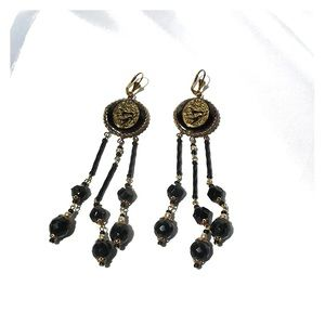 Jewelry - Vintage to Antique Czech Glass Earrings